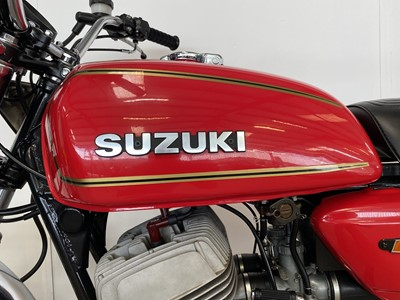 Lot 86 - 1977 Suzuki GT500A