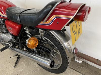 Lot 87 - 1971 Kawasaki 350 S2