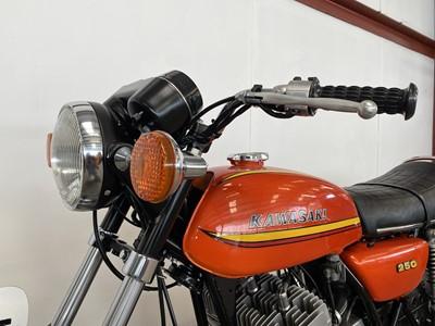 Lot 88 - 1973 Kawasaki 250 S1