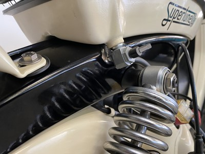 Lot 89 - 1971 Lambretta Vega  Supertune Scooter