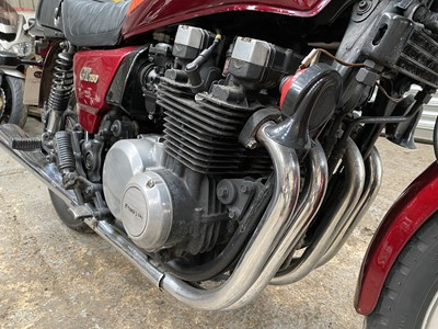 Lot 91 - 1989 Kawasaki GT750