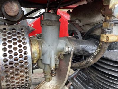 Lot 93 - 1954 BSA A10 combination
