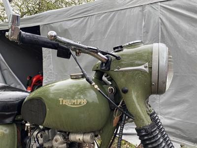 Lot 96 - 1966 Triumph 3TA