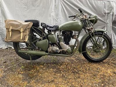 Lot 97 - c.1940 Triumph 3HW