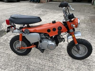 Lot 101 - Suzuki Pit Bike