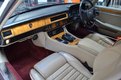 Lot 1990 Jaguar XJS 3.6