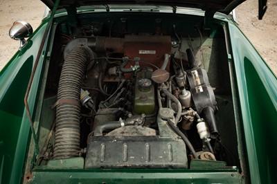 Lot 1 - 1965 MG Midget 1100