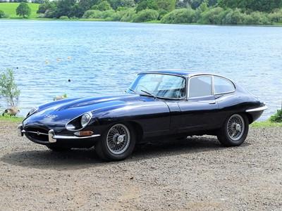 Lot 1967 Jaguar E-Type 4.2 Coupe