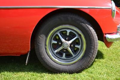 Lot 1978 MG B Roadster