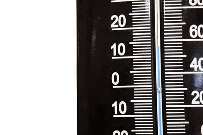 Lot 20 - Shell 'Motor Spirit' Garage Thermometer