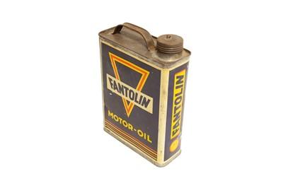 Lot 34 - Fantolin Motor-Oil Can