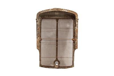 Lot 40 - Pre-War Daimler Radiator Shell