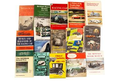 Lot 46 - Fifteen Titles Relating to Motor Racing and General Motoring