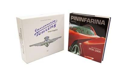 Lot 50 - Two Hardback Titles Relating to Coachbuilding / Styling Houses