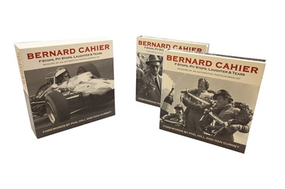Lot 52 - Bernard Cahier- 'F-Stops, Pitstops, Laughter and Tears'