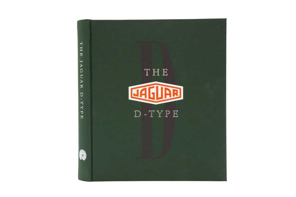 Lot 72 - 'The Jaguar D-Type' by Palawan Press