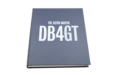 Lot 73 - 'The Aston Martin DB4 GT' - Published by Palawan Press