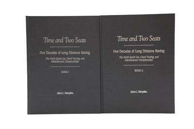 Lot 75 - Time and Two Seats by Janos Wimpffen