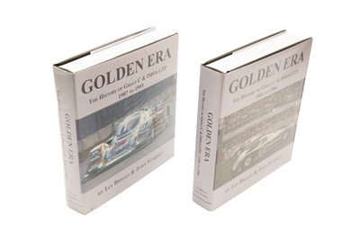 Lot 80 - 'The Golden Era - The History of Group C and IMSA GTP Cars' - Two Volume Set