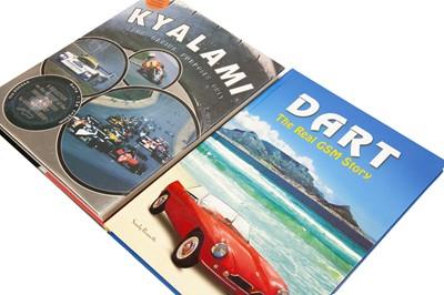 Lot 84 - 'Kylami- History of the Circuit' and 'Dart - The Real GSM Story'