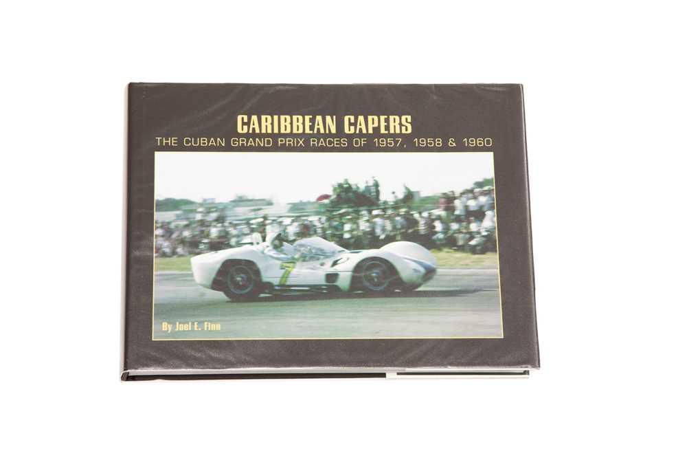 Lot 85 - 'Caribbean Capers' by Joel E. Finn