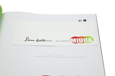 Lot 86 - 'The Lamborghini Miura Book' by Kidston