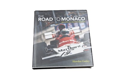 Lot 88 - 'Road to Monaco' by Howden Ganley (Signed)