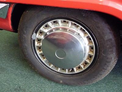 Lot 17 - 1966 NSU Spider