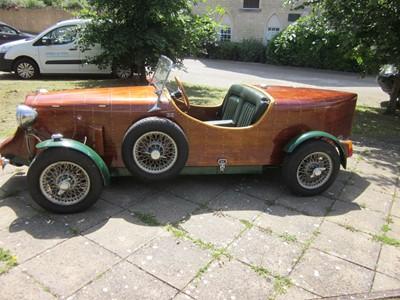 Lot 1964 Triumph Spitfire MK1 Special