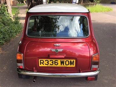 Lot 4 - 1998 Rover Mini 1.3i Cooper