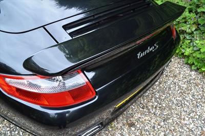 Lot 48 - 2007 Porsche 911 Turbo Cabriolet