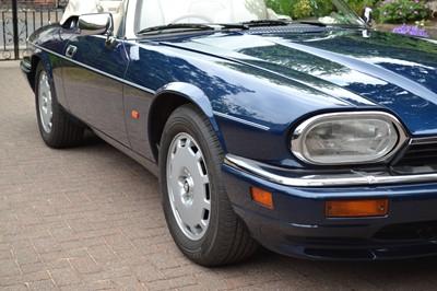 Lot 18 - 1996 Jaguar XJS 4.0 Celebration Convertible
