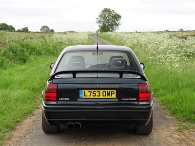 Lot 1993 Vauxhall Lotus Carlton