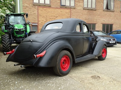 Lot 13 - 1935 Ford Model 48 Five Window Coupe