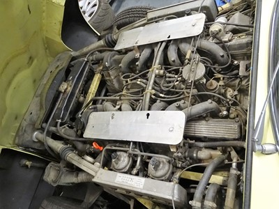 Lot 14 - 1974 Jaguar E-Type V12 Roadster