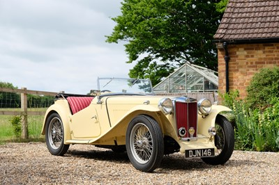 Lot 1949 MG TC