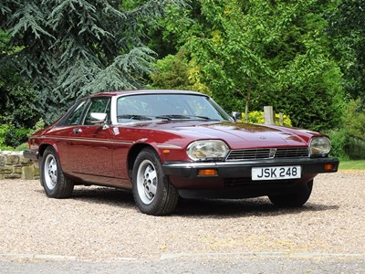 Lot 42 - 1986 Jaguar XJ-S 5.3 HE