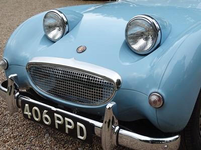 Lot 44 - 1960 Austin-Healey 'Frogeye' Sprite