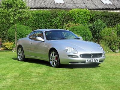 Lot 21 - 2004 Maserati 4200 GT