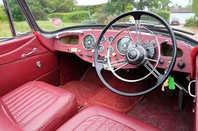 Lot 35 - 1956 Daimler New Drop Head Coupe