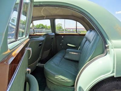 Lot 3 - 1957 MG Magnette ZB