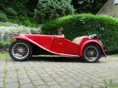 Lot 15 - 1947 MG TC