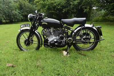 Lot 1953 Vincent Black Shadow