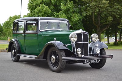 Lot 11 - 1935 Morris Oxford Sixteen Saloon