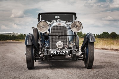 Lot 46 - 1931 Lagonda 3-Litre Low Chassis Saloon