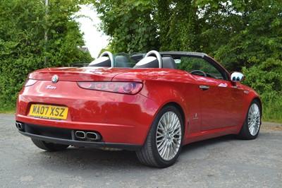 Lot 28 - 2007 Alfa Romeo Spider JTS