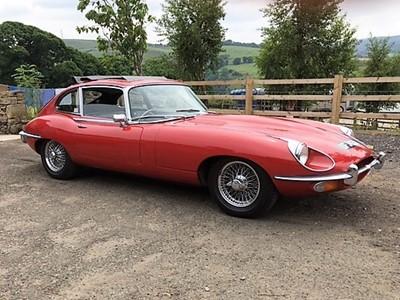 Lot 25 - 1969 Jaguar E-Type 4.2 2+2