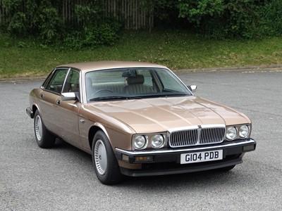 Lot 20 - 1989 Jaguar XJ6 2.9