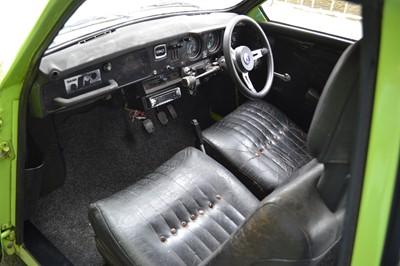 Lot 38 - 1977 Saab 96 V4