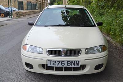 Lot 34 - 1999 Rover 200 SE